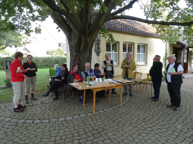 Pilgerherberge Veltheim